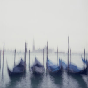 <div>Gondola Parking, Riva degli Schiavoni, Venice</div>