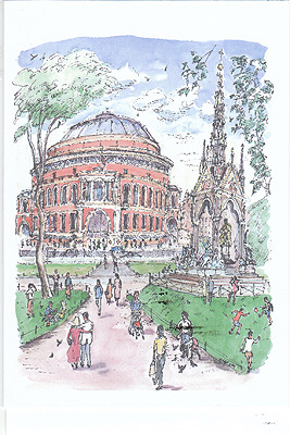 <p>Albert Hall<br />