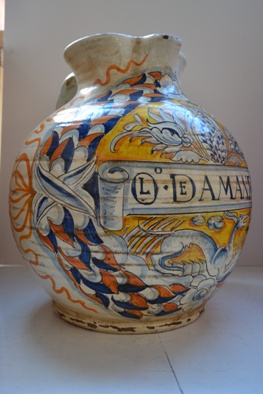 <div>Ceramic jug</div>